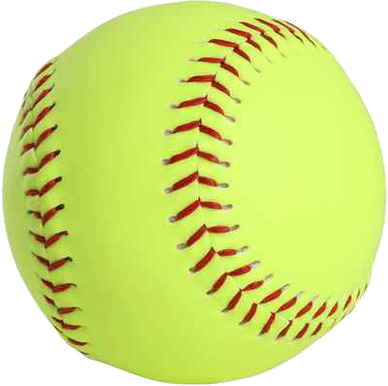 Softball transparent png. Clipart free icons and