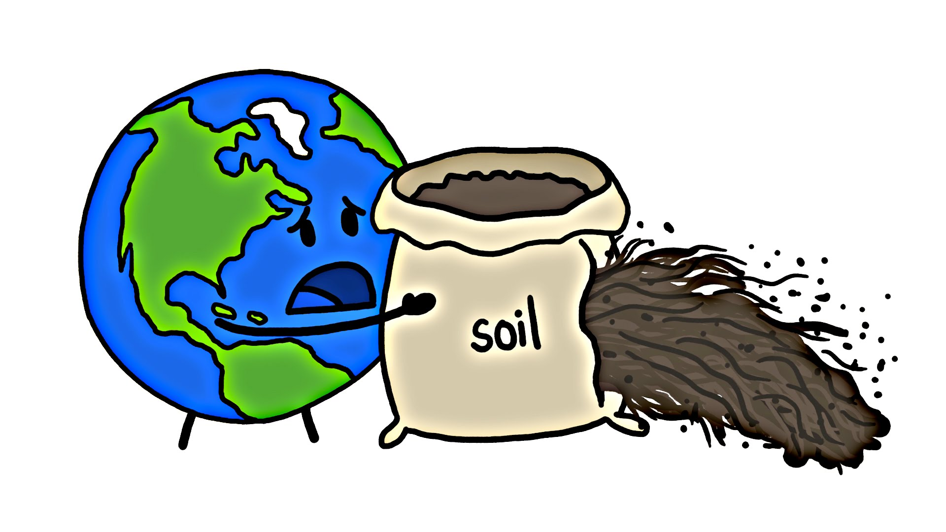 Soil clipart soil earth. How to literally save