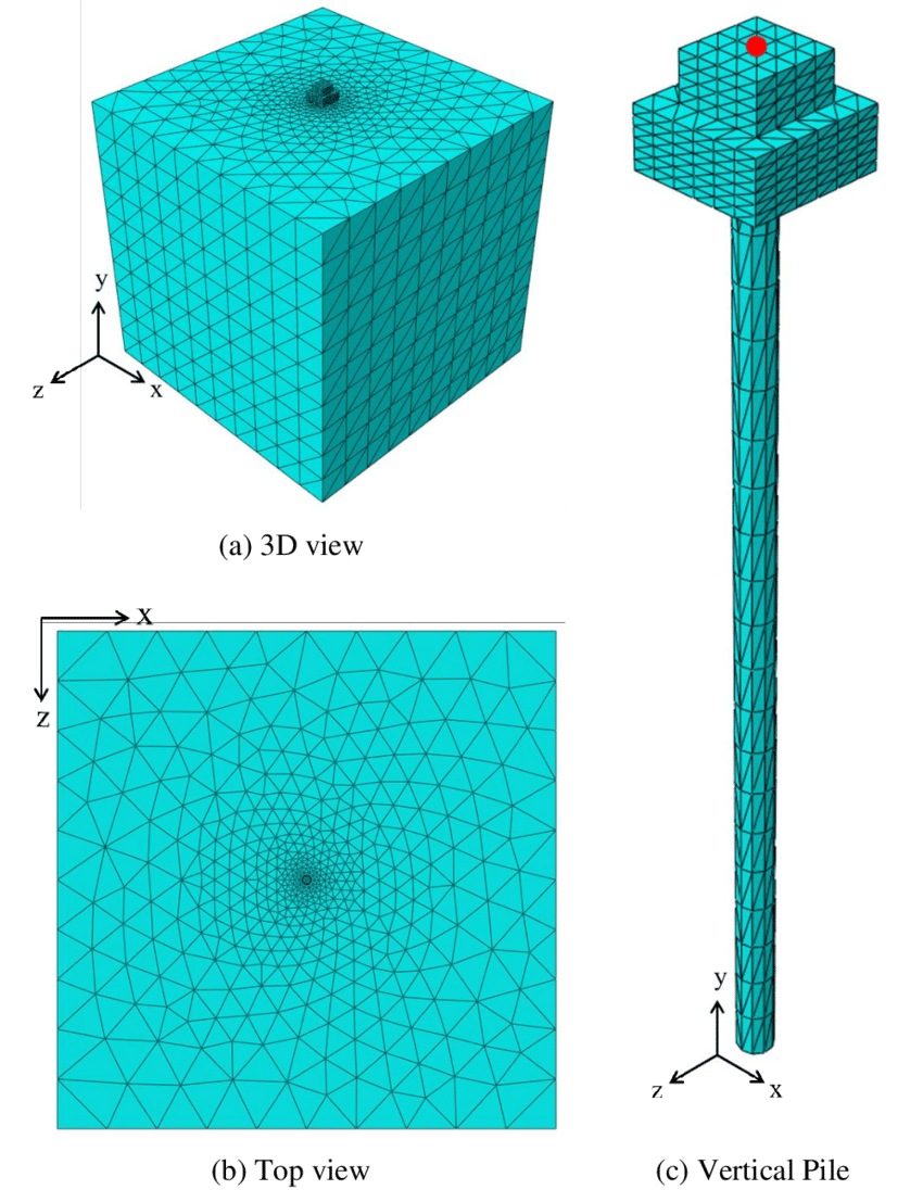 Soil pile png. Mesh for machine system