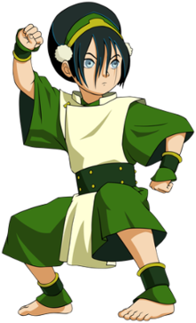 Sokka drawing foot. Toph beifong wikipedia beifongpng