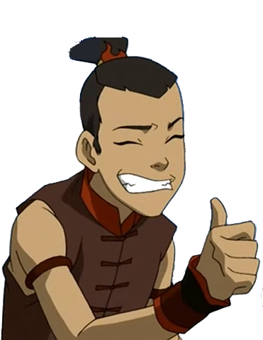 Sokka drawing. I consider myself to