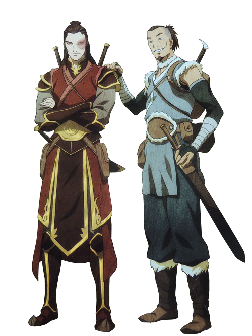 Sokka drawing age. And zuko avatar the