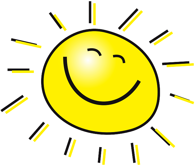 Sol clipart png. Sunshine graphics illustrations free