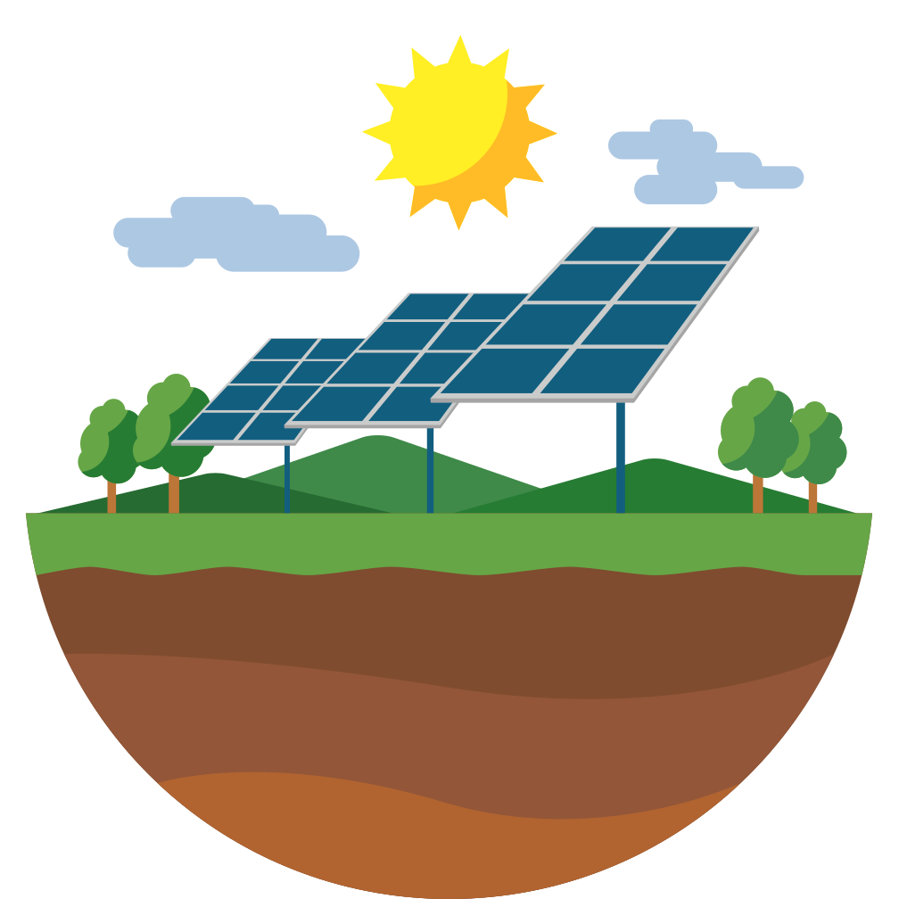 Solar panel clipart renewable energy. At getdrawings com free