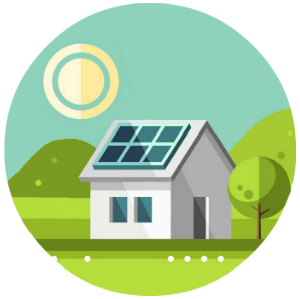 Solar panel clipart solar home. The best panels for