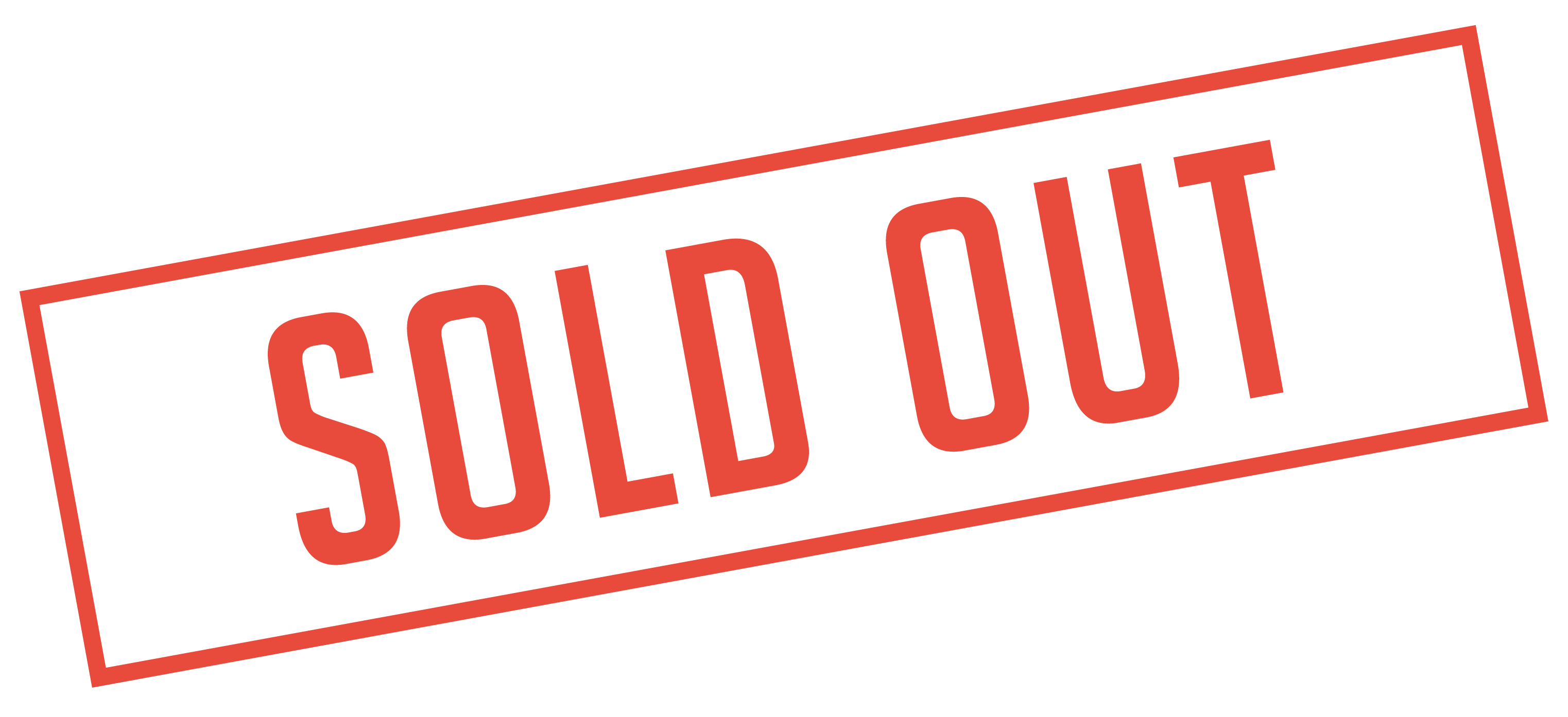 Sold out transparent png. Paper sales clip art