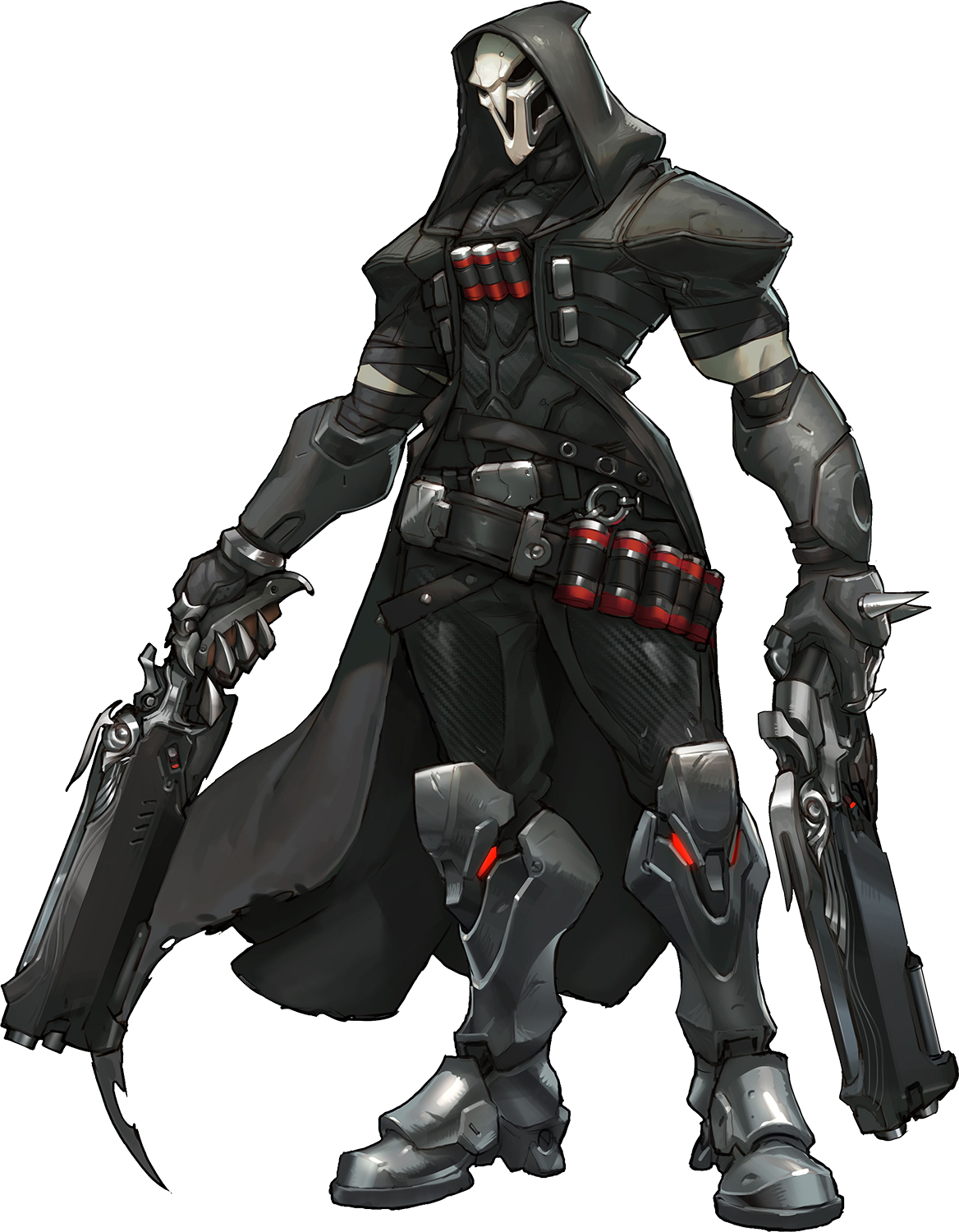 Soul transparent overwatch reaper. Wiki