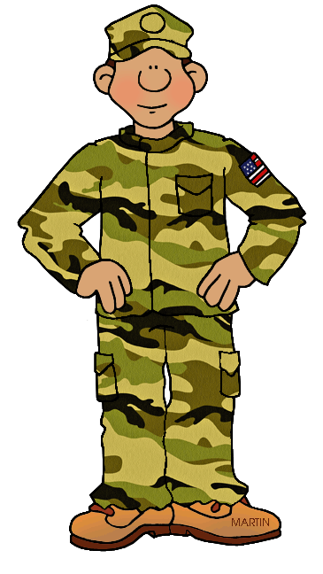 Soldier clipart brave soldier. Army man library
