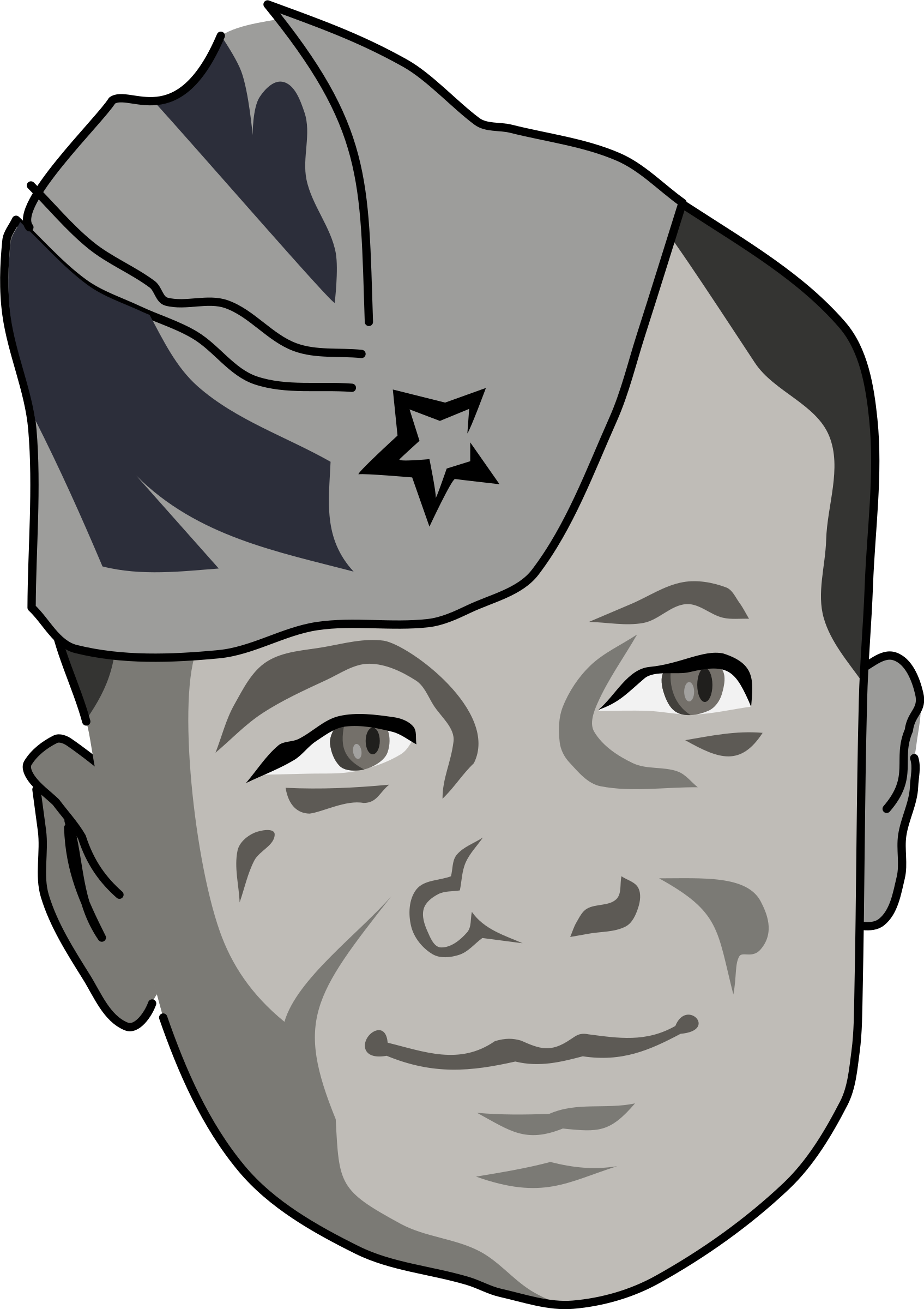 Soldier head png. Russian vasili tyorkin icons