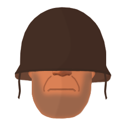 Soldier head png. Team fortress sprays