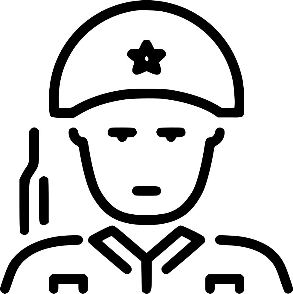 Soldier head png. Svg icon free download