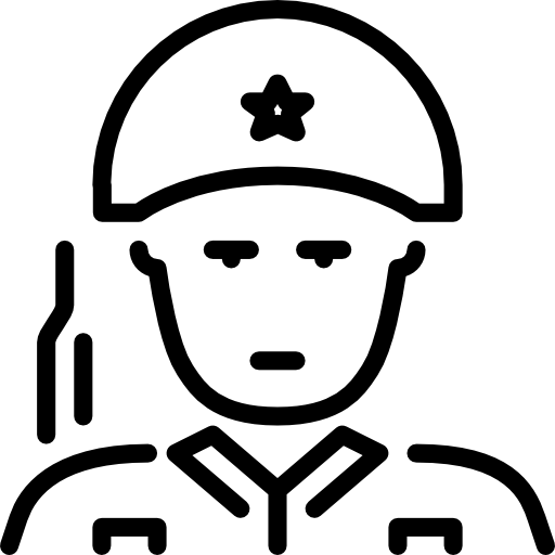 Soldier head png. Icon page svg