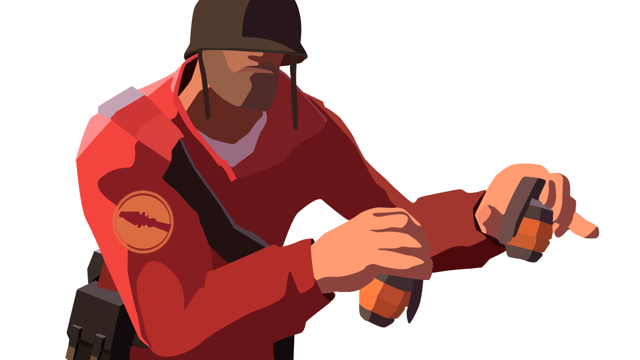 Soldier png tf2. Steam community guide to