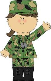 Soldiers clipart. Army soldier saluting silhouette