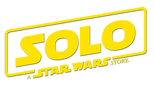 Solo a star wars story logo png.