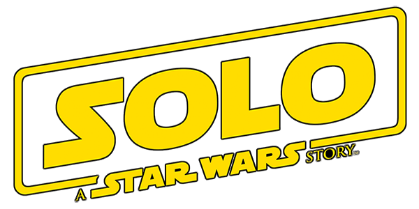 Solo a star wars story logo png. Union cosmos pelicula han