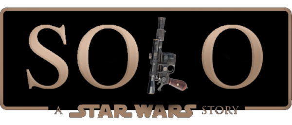 Solo a star wars story logo png. Big game tv spot