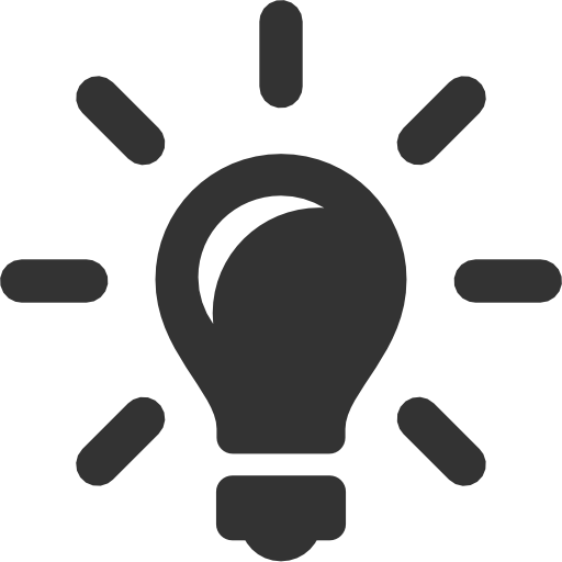 Solving clipart black and white. Free solve icon download