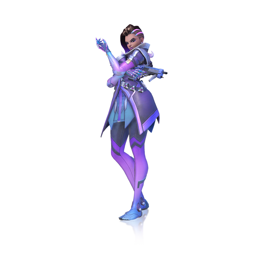 Sombra overwatch png. Image wiki fandom powered