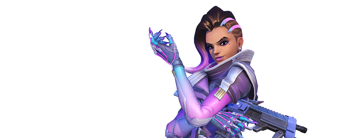 Sombra overwatch png. Missing portrait in web