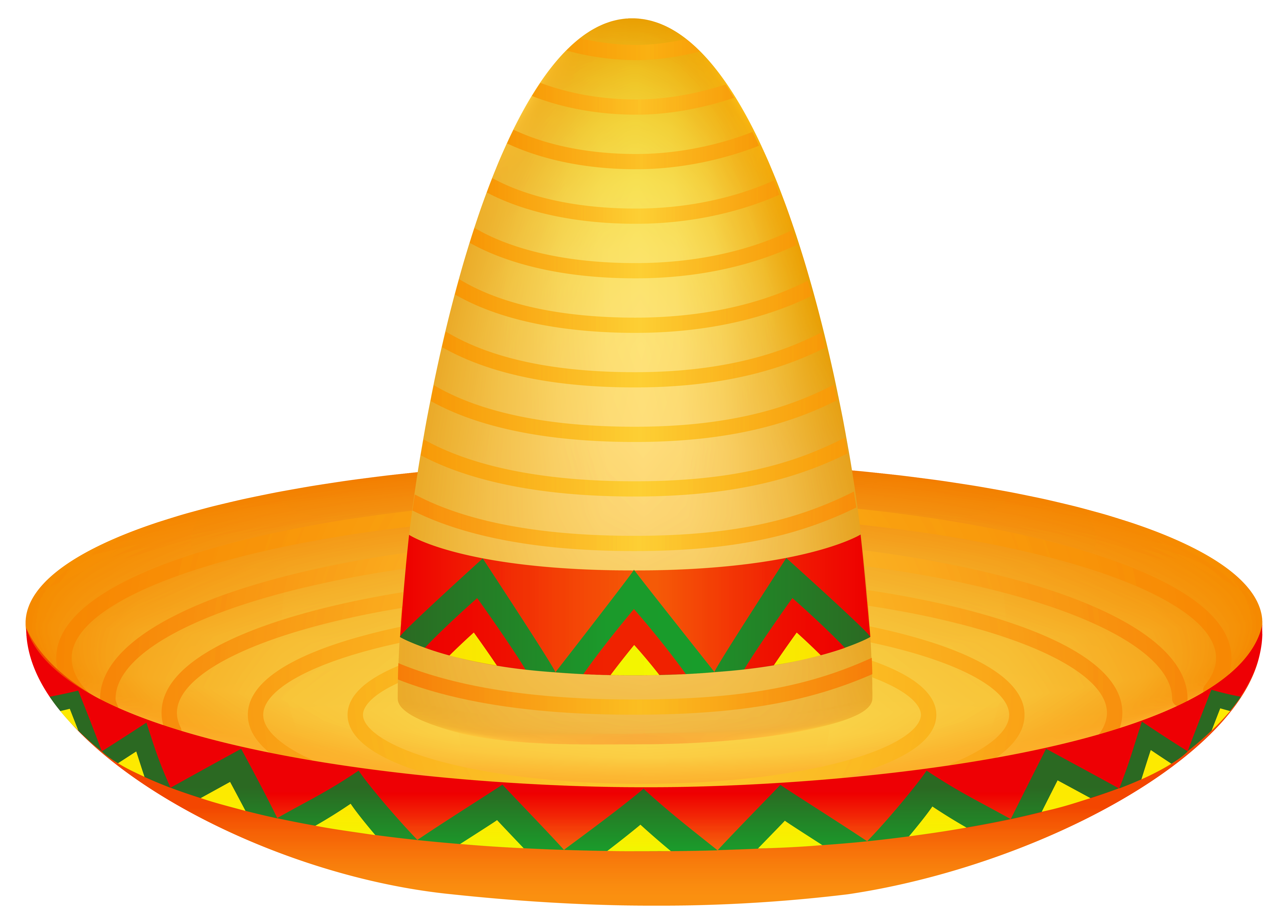 Sombrero clipart border. Mexican png image gallery