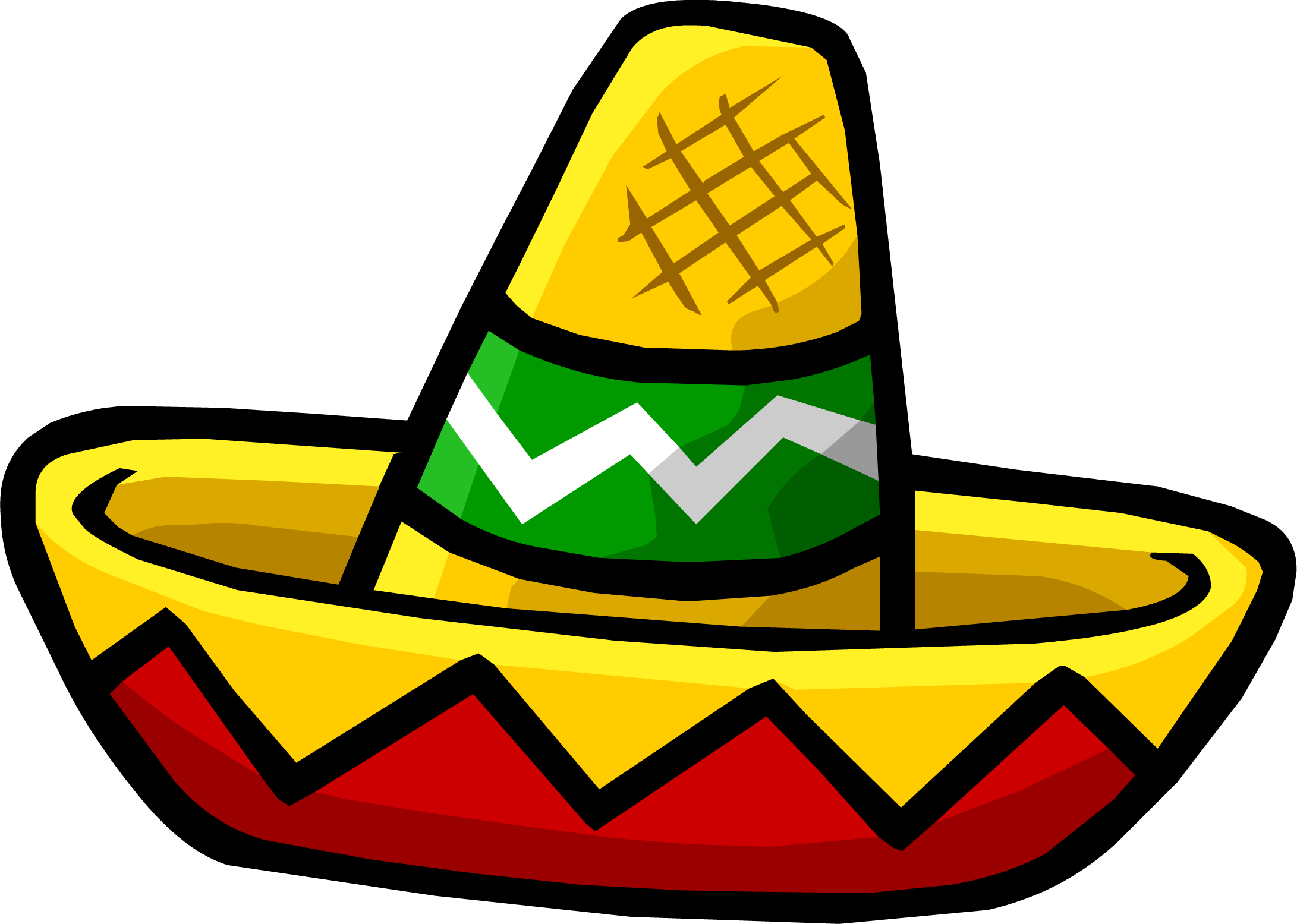 Sombrero clipart fiesta mexicana. Google search mexico pinterest
