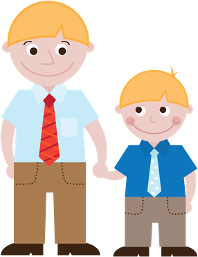 Son clipart busy dad. Situations part pinterest image