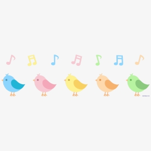 Song bird. Free clipart cliparts silhouettes