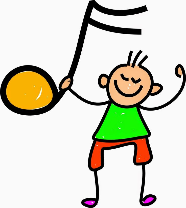 Song clipart preschool music. Best primary images