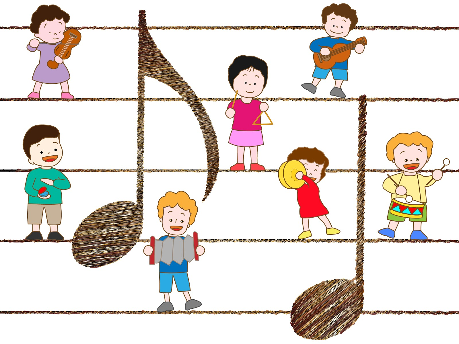 Song clipart triangle music. Montessori with rhythm instruments