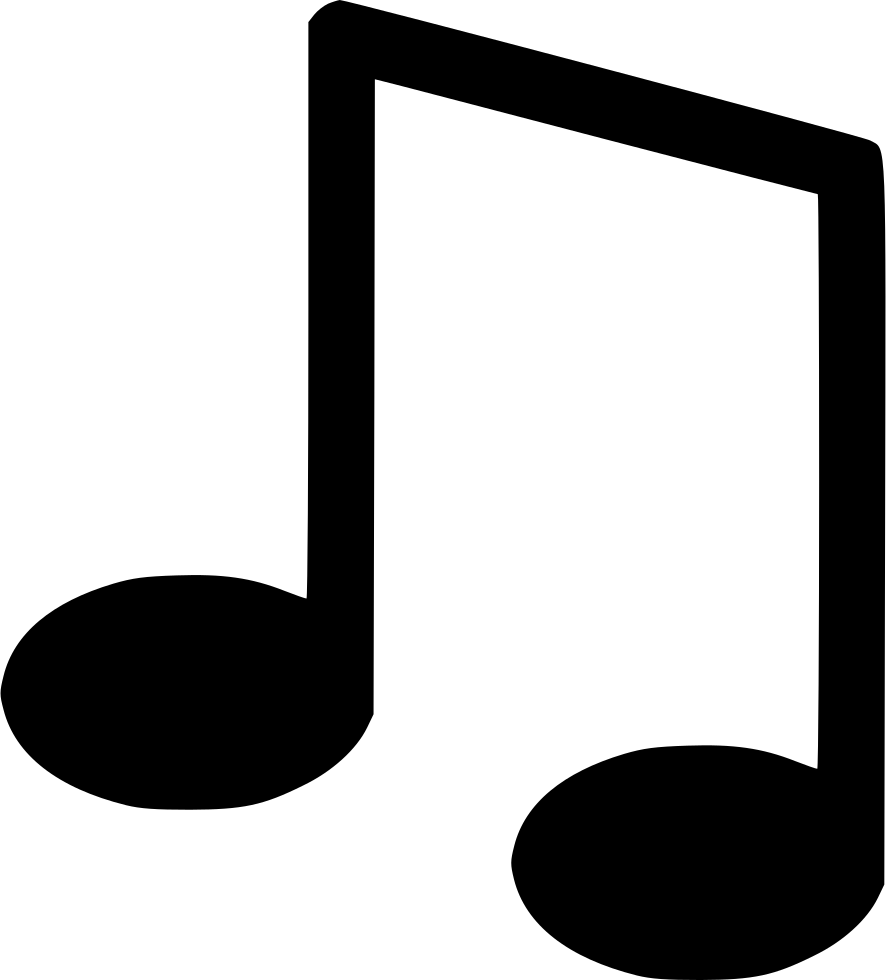 Notes vector chord. Free song icon png