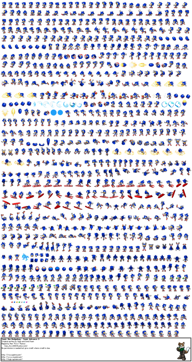 Sonic 1 sprite png. Sheet alum northeastfitness co