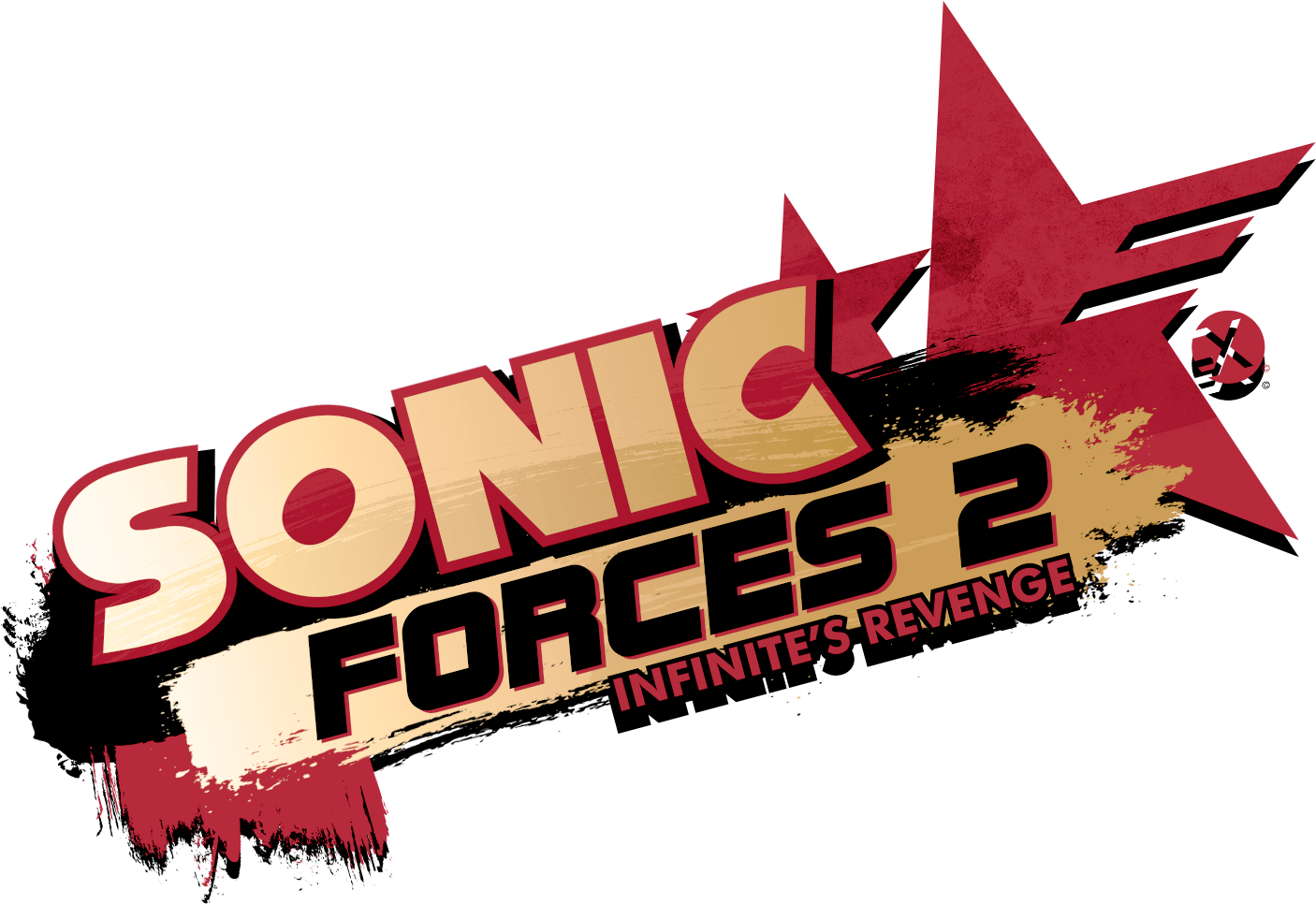 sonic forces logo png