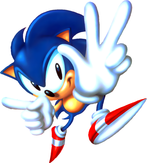 Sonic 3 png. Image the hedgehog europe