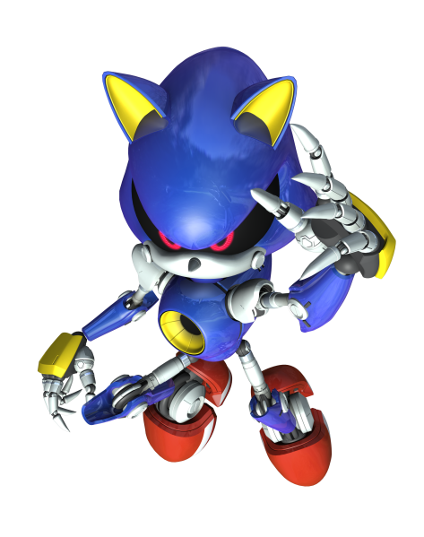 Sonic 4 episode 2 png. Offers a free chapter