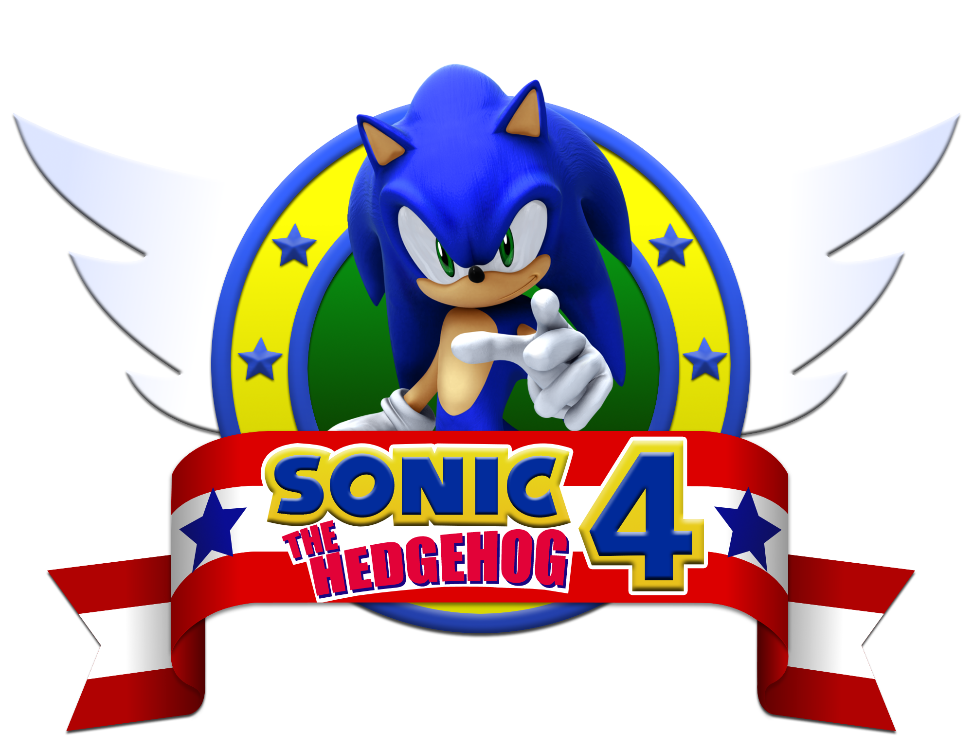 Sonic 4 png. The hedgehog episode coming