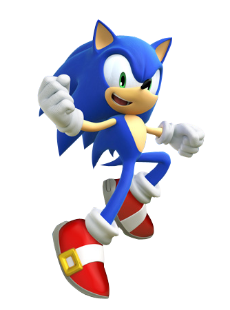 Sonic 4 png. Image generations modern heroes