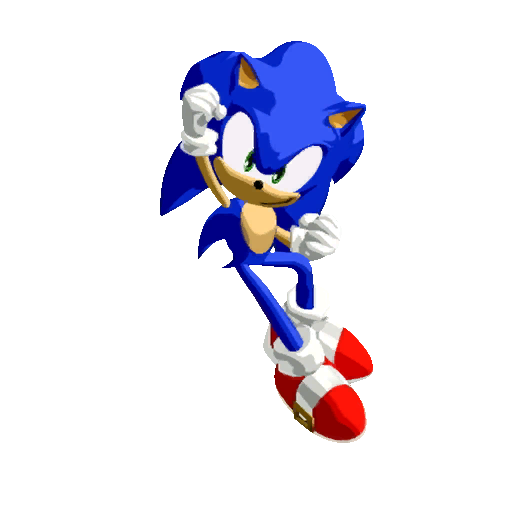 Sonic 4 Transparent & PNG Clipart Free Download - YA-webdesign