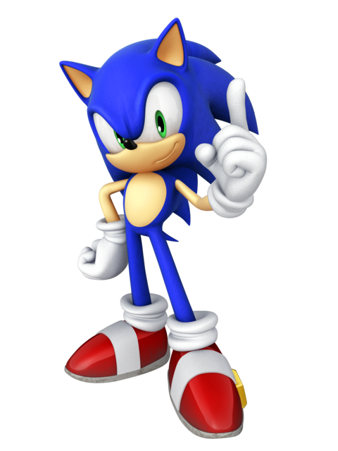 Sonic 4 png. Image the hedgehog rampage