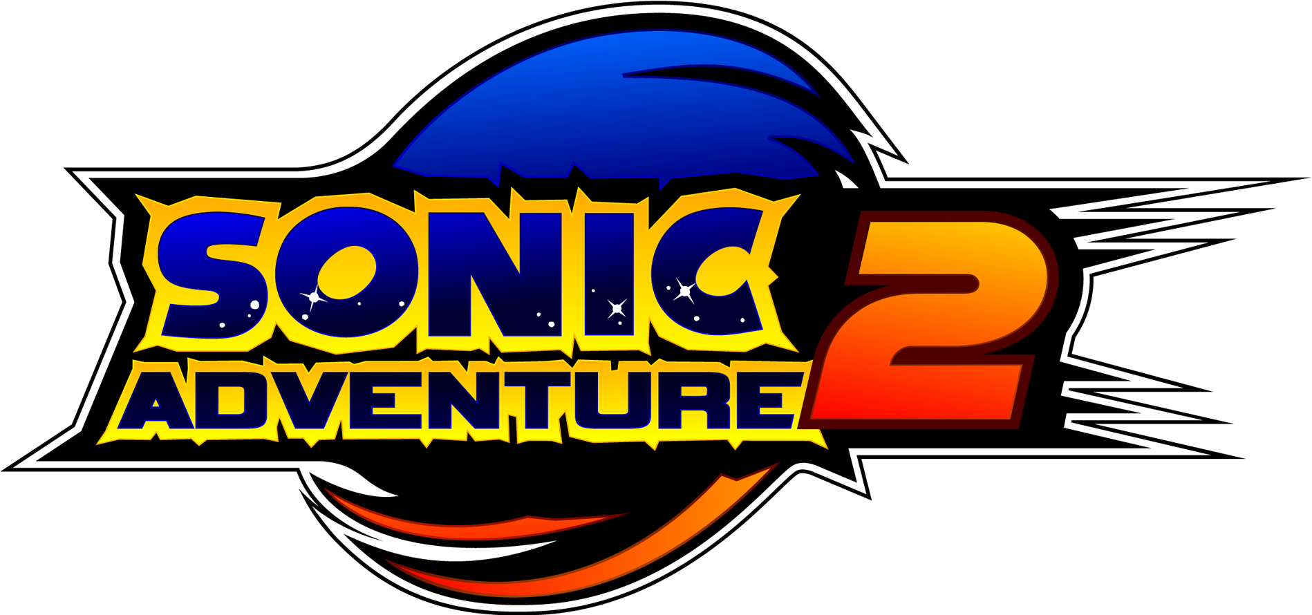 Sonic adventure 2 logo png. Image the misadventures of