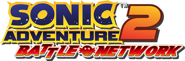 Sonic adventure 2 logo png. Battle network and sega