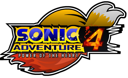Sonic adventure 2 logo png. By shi gu on