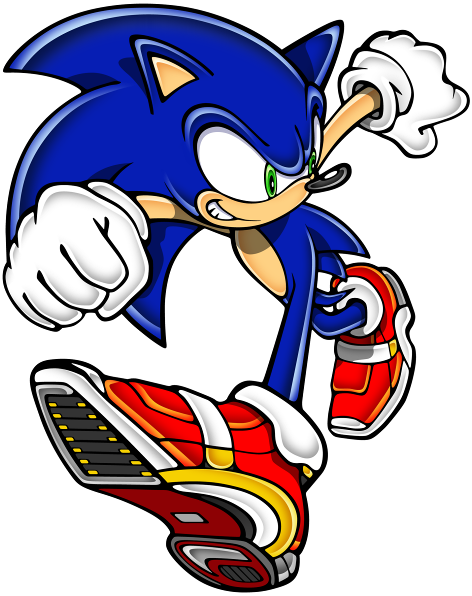 Sonic adventure 2 png. Chase the hedgehog gallery