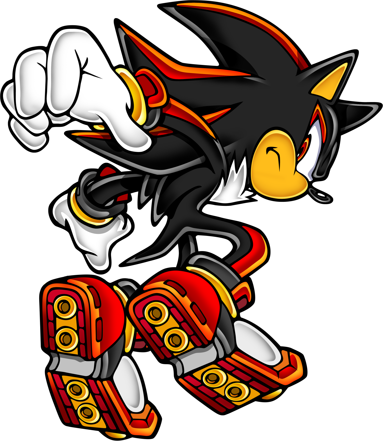 Sonic adventure 2 png. Image shadow news network