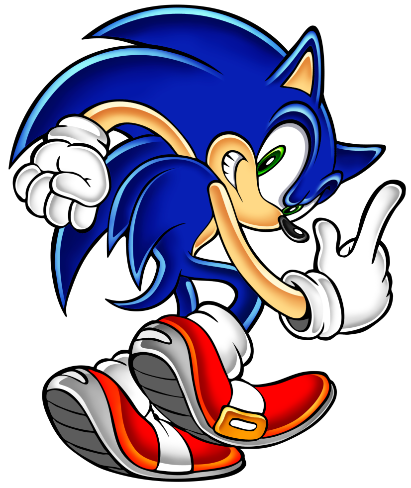 Sonic adventure png. Image the hedgehog fanon