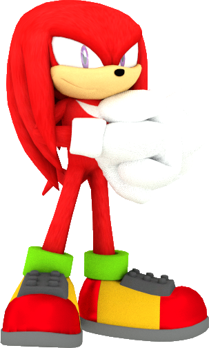 Sonic boom knuckles png. Pose by jaysonjeanchannel on