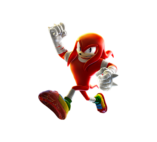 Sonic boom knuckles png. Sprint into the latest