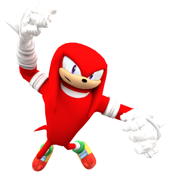 Sonic boom knuckles png. The echidna pinterest