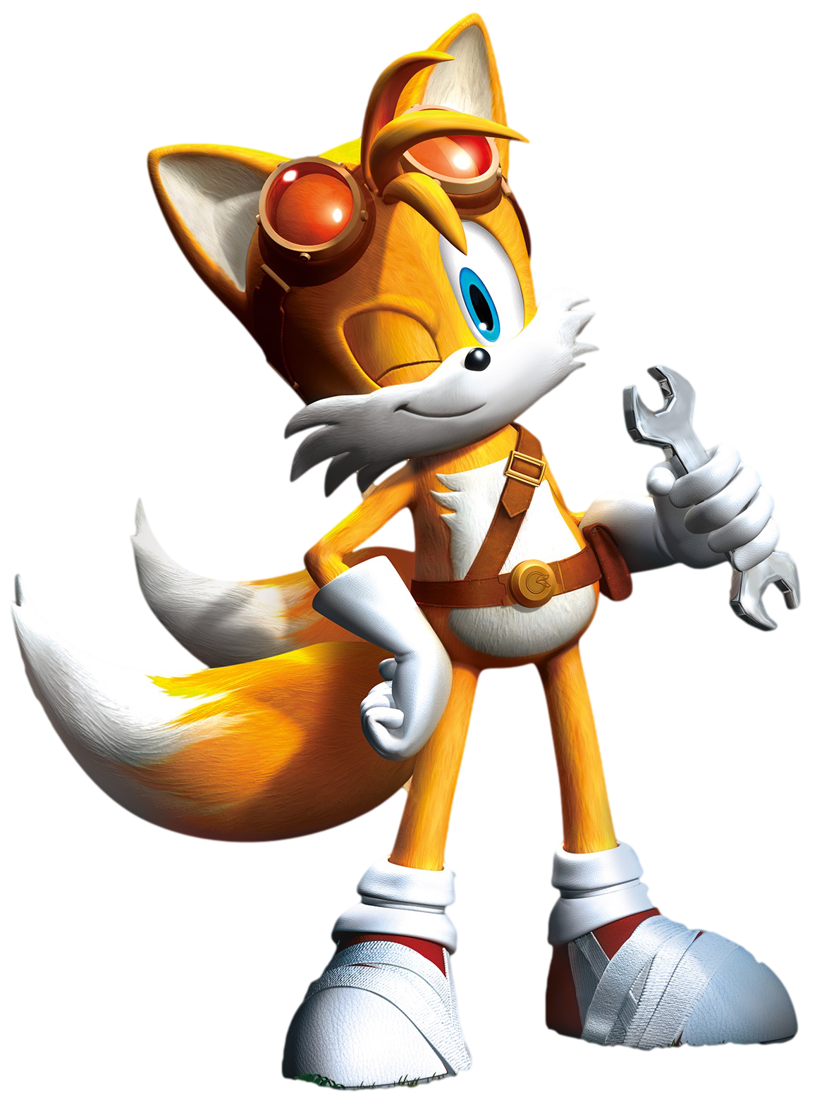 Sonic boom png. Image tails look in