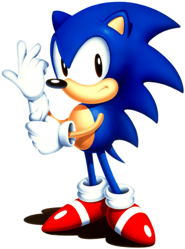 Classic sonic png. Download hd px the